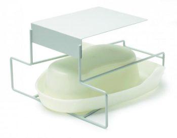 Rek Voor Plastic Support Aan Bed