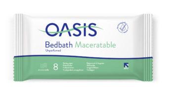 Oasis® 8 Ongeparfurmeerd Verzorgend Wassen Geschikt Voor Vermaalsysteem
