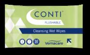Conti ® Vermaalbare Vochtige Doekjes
