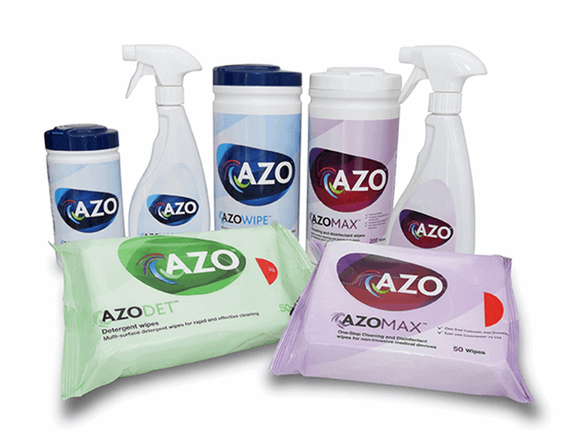 Azo Product Family