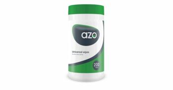 AZO ™ Universal Reinigings- En Desinfectiedoekjes Dispenser 200 Stuks