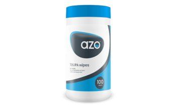 Azo™ Wipette 70% IPA-desinfectiedoekjes Dispenser 100 Stuks